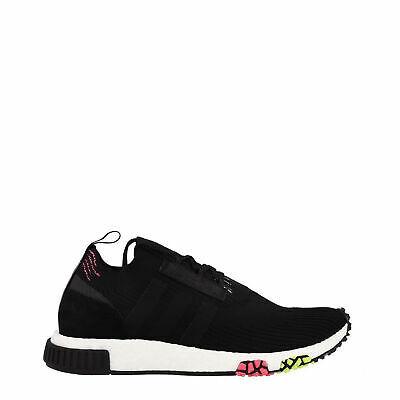 Adidas Schuhe NMD R1 STLT, Herren Sneakers Schwarz