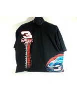 Dale Earnhardt 3 The Intimidator Mens XL Black t-shirt NASCAR O - $19.95
