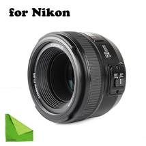 YONGNUO YN EF 50mm f/1.8 AF Lens YN50 Aperture Auto Focus for Nikon Came... - $78.75