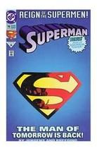 Superman #78 [Die-Cut Cover Edition] (Jun 1993, DC) - $9.90