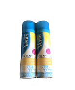 LOT of 2 Gillette VENUS with OLAY ULTRA MOISTURE Shave Gel VANILLA CASHM... - $19.79