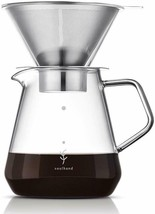 Soulhand Pour Over Coffee Brewer Pour Over Coffee Dripper 8 Cups Coffee ... - $29.69