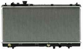 RADIATOR MA3010140 FOR 99 00 MAZDA PROTEGE L4 1.6L, L4 1.8L, L4 2.0L image 2