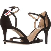 Michael Kors Simone Mid Sandal con Cinturino Alla Caviglia 105, Camoscio... - $77.98