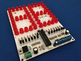 "6"" LED Scoreboard Kit - LED Up & Down Counter Kit - $49.49+"