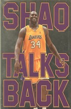 "Shaquille O'Neal Signed Book ""Shaq, Talks Back"" - $44.99"