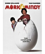 Mork & Mindy: The Complete Series DVD Box Set Brand New - $25.95
