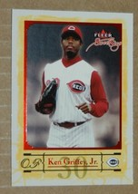 2004 FLEER SWEET SIGS KEN GRIFFEY JR REDS #44 - $0.99