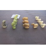 Wade Whimsies Red Rose Jungle Forest Creatures Lot of 13 - $24.85