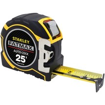 Stanley FMHT33338L Fatmax 25ft Auto-Lock Tape Measure - $46.84
