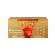 Prince Of Peace Wild American Ginseng Inst Tea 20 Bag, 0.02 Pound - $13.20