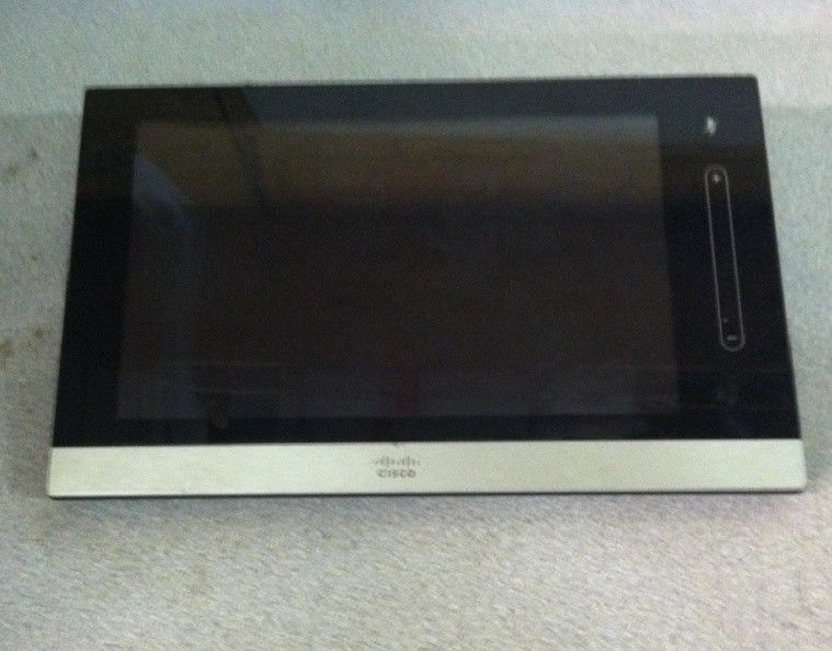 "Primary image for Cisco CTS-CTRL-DVC8  Telepresence 8"" Conferencing Screen Unit For Parts Repair"