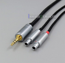 Weave Cloth OD 5mm Pure Silver Plate Headphone cable For Sennheiser HD80... - $112.70 CAD+