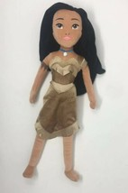 "Disney Store Pocahontas 19"" Plush Princess Native American Doll Stuffed ... - $21.33"