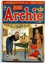 Archie #18-1948-Jack o Lantern cover Veronica Golden-Age - $351.63