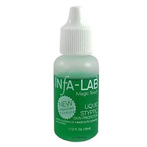 Infa-Lab MAGIC TOUCH Liquid Styptic Nails Stop Bleeding Skin Protector InfaLab image 1