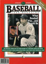 Cal Ripken, Jr (Orioles) & Lou Gehrig (Yankees) unsigned Athlon Sports 1... - $10.00