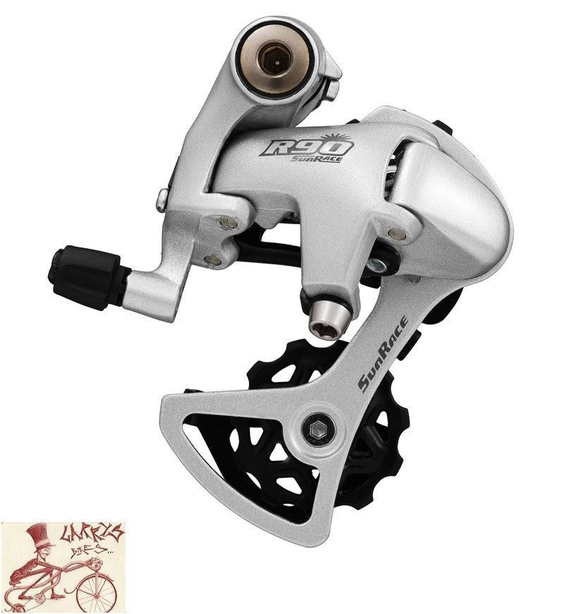 SUNRACE RD-R91 SS  9-SPEED DIRECT MOUNT ROAD REAR BICYCLE DERAILLEUR