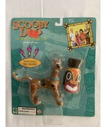 Scooby Doo Tiki Tourists Scooby-Doo Rare Action Figure Warner Bros Toy  NEW - $18.99
