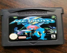 Metroid Fusion - Game Boy Advance - Reproduction Cartridge - Nintendo gba - $11.99