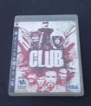 Sony PlayStation 3 The Club 2008 - $6.80