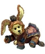 Boyds Bears, Nativity, Essex as the Donkey, PRISTINE, figurine only - $14.95