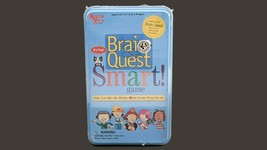Brain Quest Smart Card Game Math Science Arts Reading  - $14.84
