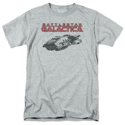 Battlestar Galactica t-shirt Retro 70's 80's Sci-fi TV series graphic tee BSG245