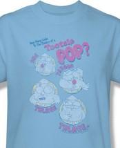 Tootsie Pop T-shirt How Many Licks Mr. Owl distressed cotton tee movie TR100 image 1