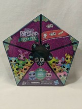 Littlest Pet Shop Lucky Pets Fortune 10 Surprises Roll & Reveal NEW Sealed - $13.95