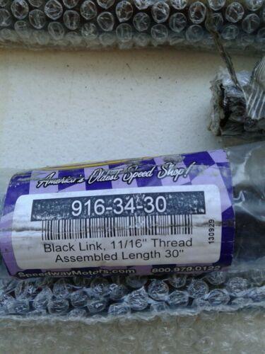 Black Link 11/16 Thread Speedway (Jew) ×4