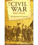 Civil War Fact Book 700 Questions & Answers [Paperback] Peter Darman - $2.92