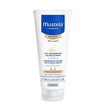 Mustela Nourishing Lotion with Cold Cream, Baby Lotion for Dry Skin, wit... - $15.03