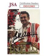 Bobby Allison signed NASCAR 1994 Wheels Racing Legends Trading Card #LS3... - $29.95