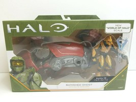 Halo Infinite Banished Ghost Elite Warlord Adult Kid Toy Holiday BDay Gift NEW - $39.59