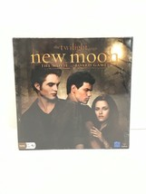 The Twilight Saga New Moon The Movie Board Game Cardinal Indoor Activity New - $7.92