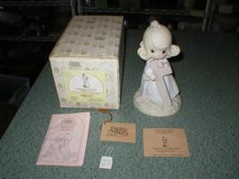1988 Precious Moments His Love Will Shine On You 522376 Figurine New in Box - $16.59