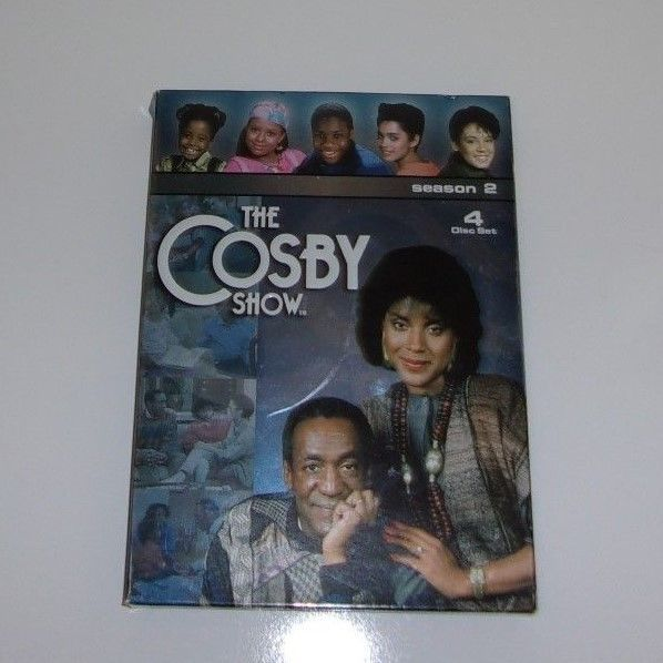 Primary image for The Cosby Show - Season 2 (DVD, 2006, 4-Disc Set)
