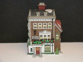 DEPT. 56-SUPER SALE- DICKENS VILLAGE LIMITED ED BLDG - CROWN & CRICKET INN - $14.70