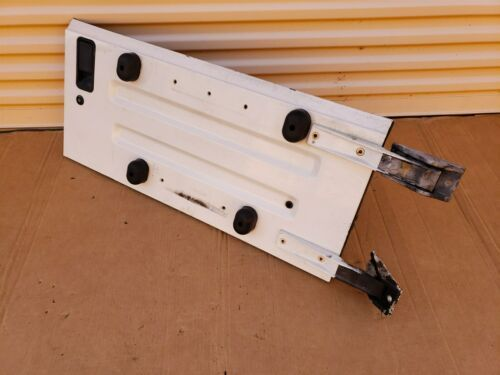 97-02 Jeep Wrangler TJ TailGate Tail Gate Rear Door Trunk FL NO RUST