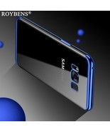 Roybens® IPhone X 7 8 Plus Case Ultra Thin Soft Cover For Samsung Galaxy... - $4.03+