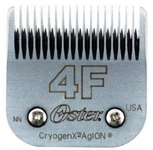 Oster Elite CryogenX Professional Animal Clipper Blade, Size # 4F - $33.18