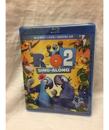 Rio 2 + Sing-Along (Blu-ray/DVD, 2014, 2-Disc Set) - $4.95