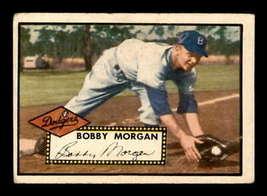 VINTAGE 1952 Topps #355 Bobby Morgan  G/VG  - $199.75