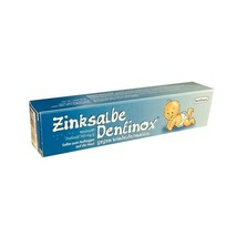 Dentinox Zinksalbe Wound protection diaper cream - Made in Germany - $13.85