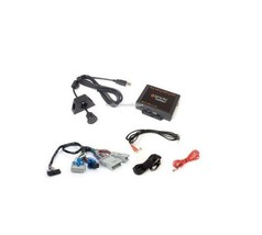 Bluetooth handsfree phone car kit +iPod/Aux/USB Interface. Many 2003+ GM radios image 1