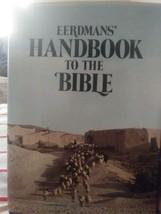 Eerdmans' Handbook To The Bible (1973,HCDJ) Guideposts edition - $10.00