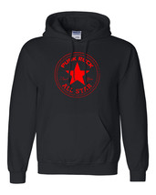 Punk Rock Hoodie All Star Cover Mens Unisex Old School Tee Fashion Shoes S-XXL - $36.62+