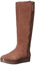 Nine West Women's Gladys Suede Knee-High Boot, Brown, 6.5 M US - €97,48 EUR