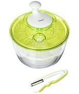 Jumbo Salad Set Large Spinner - $19.97